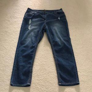 Size 20 distressed Jeans Penningtons